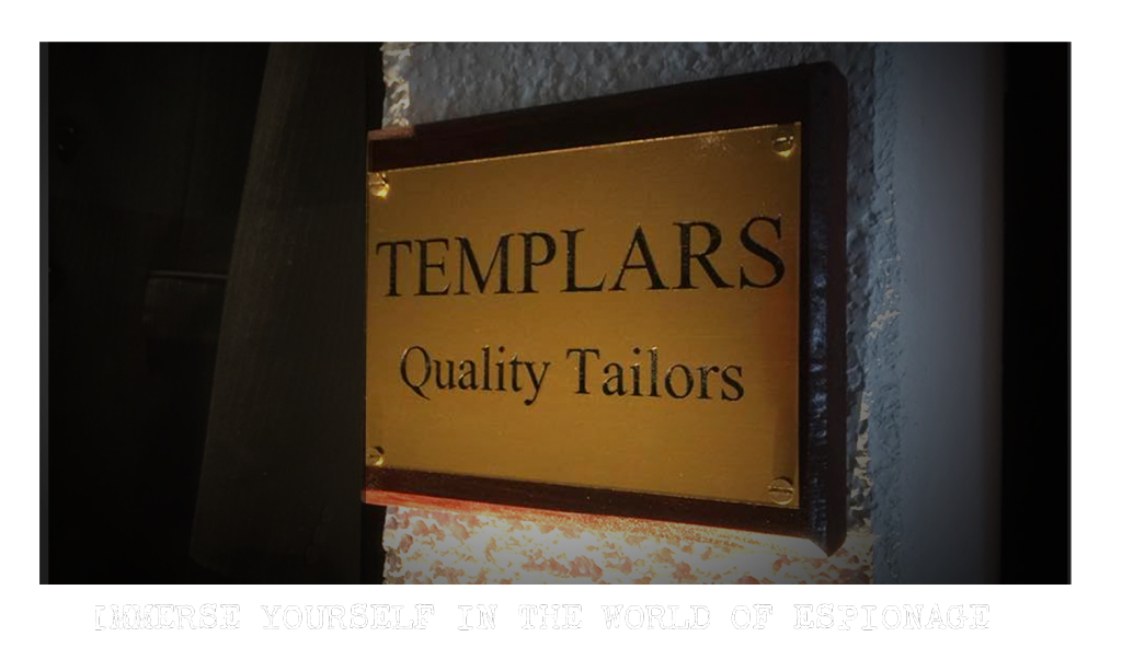 Templars, Kingsmen Style Escape Room in Devon Okehampton